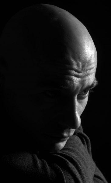Portrait © Benny Trapp